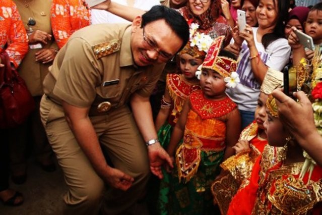 Ahok may tumble over controversial remarks