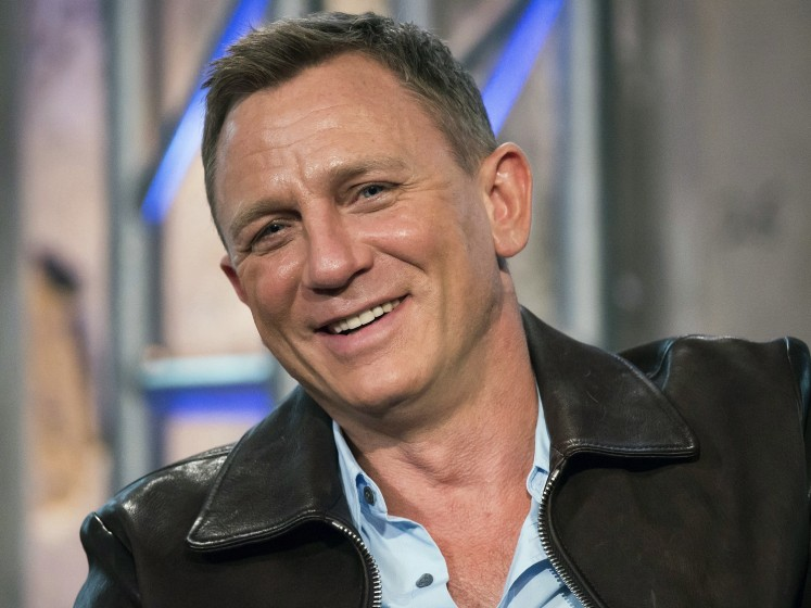 Actor Daniel Craig would miss James Bond role 'terribly'
