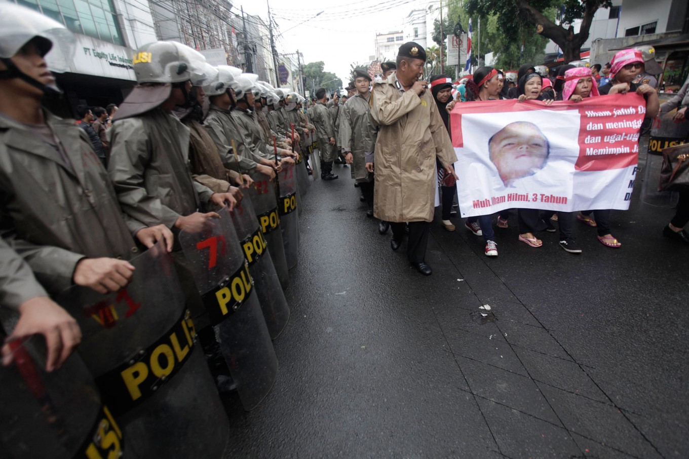 Thousands to protest against Ahok's alleged blasphemy remarks