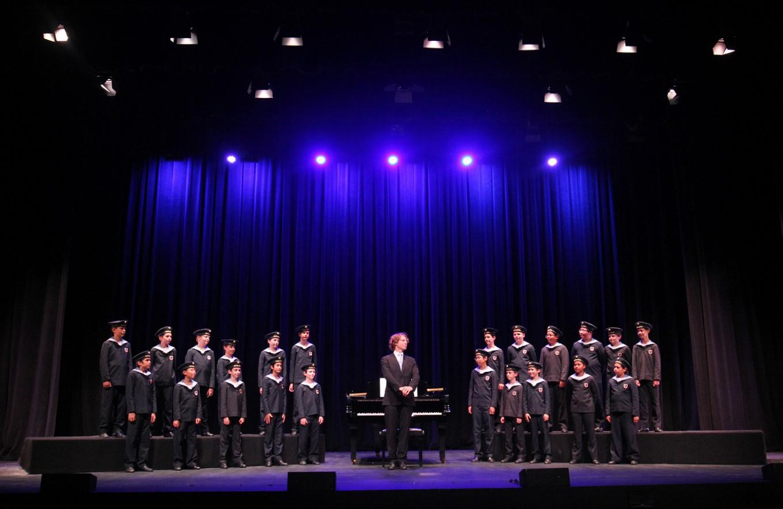 Vienna Boys Choir finds Jakarta tour 'magical'