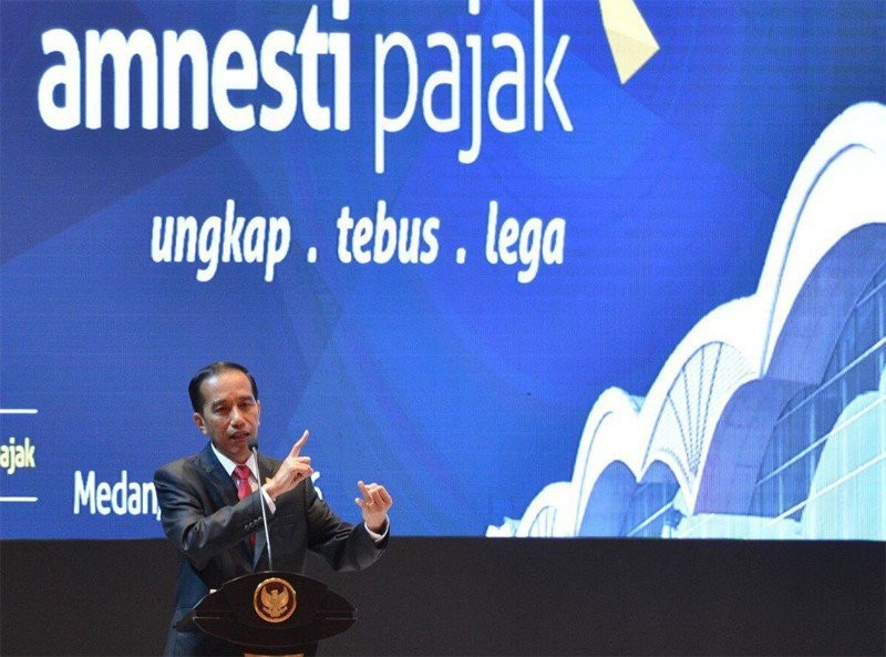 COMMENTARY: President Jokowi's tax amnesty policy a success story