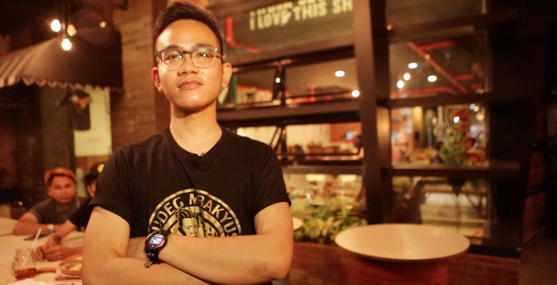 Reinventing the Indonesian pancake: Markobar