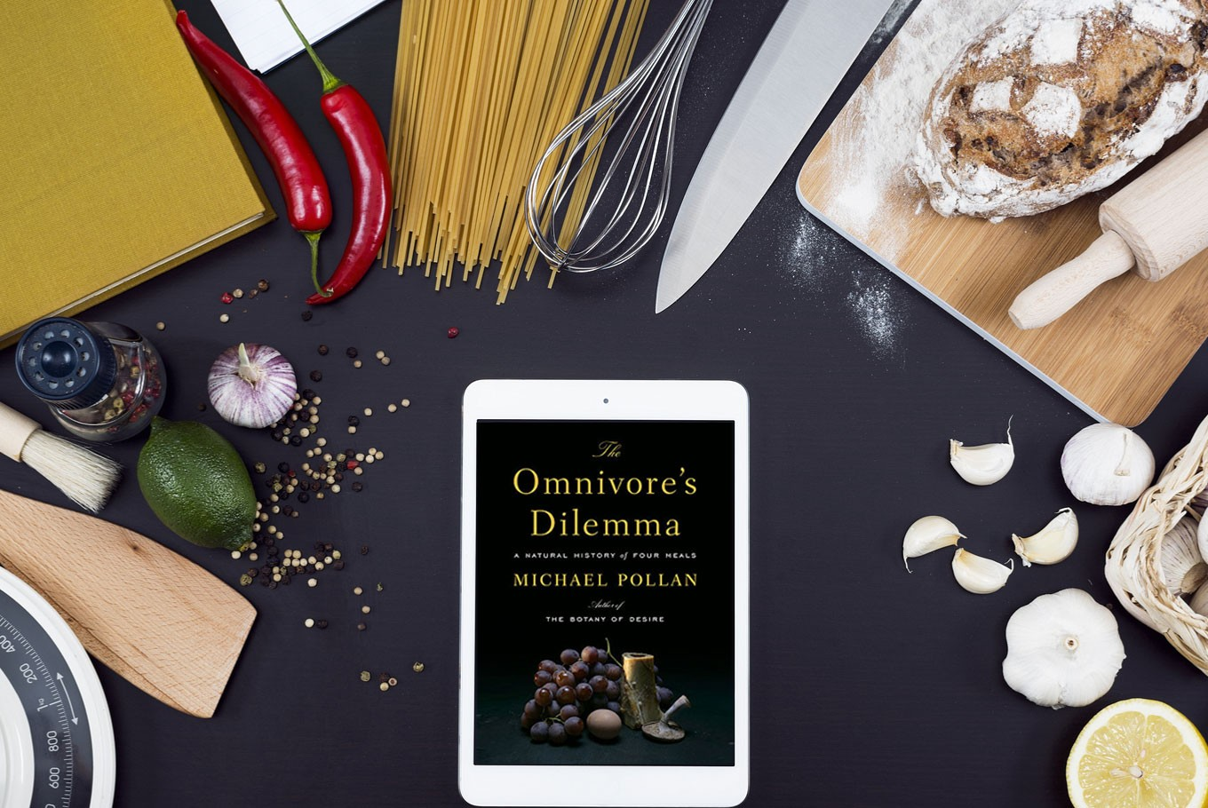 Book Review: Questioning our food choices and their affects on sustainability