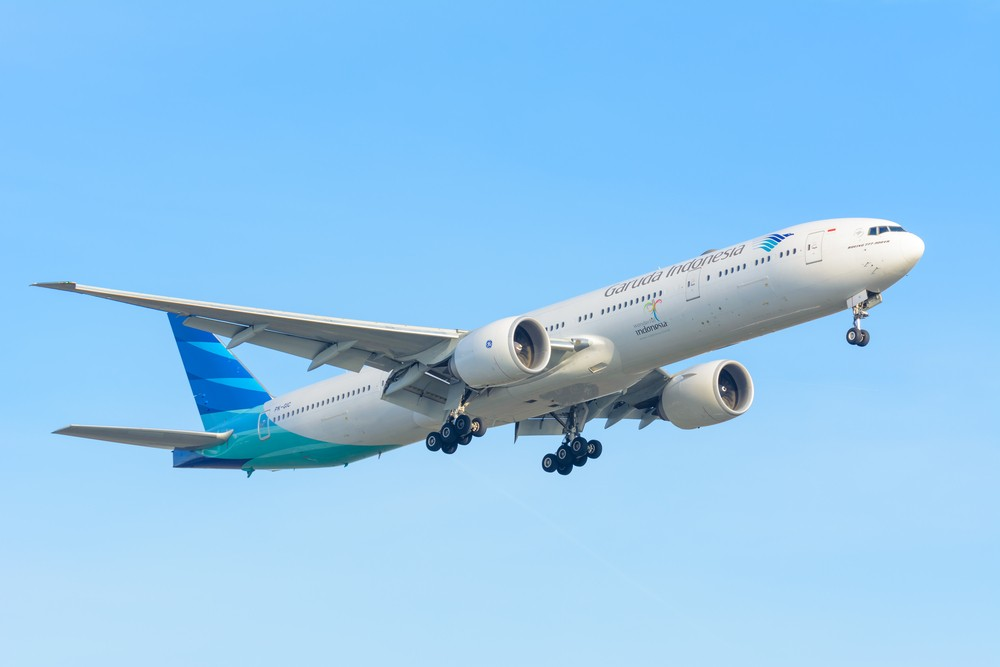 Garuda Indonesia named Most Improved Airline