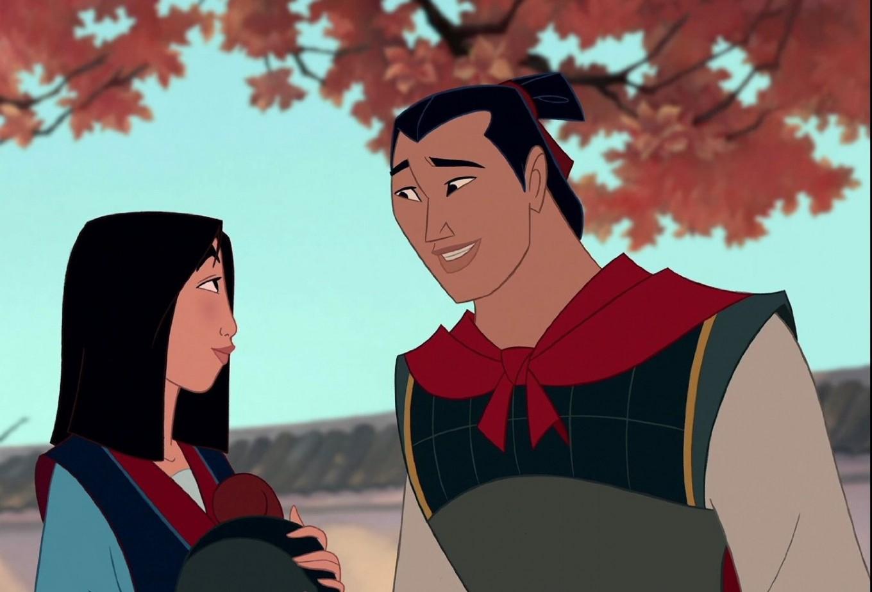 Shang y Mulán