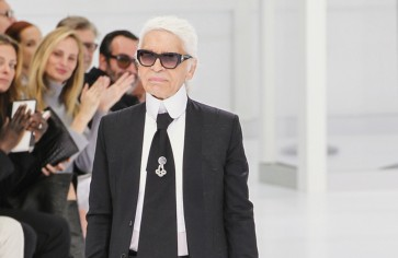 Karl Lagerfeld reveals collaboration with Swarovski