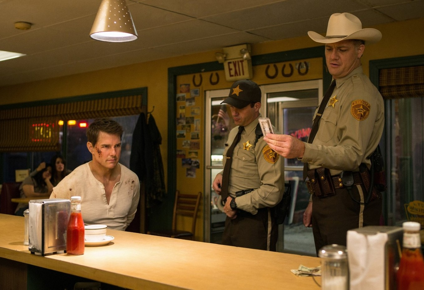 No more Jack Reacher movies with Tom Cruise, says author Lee