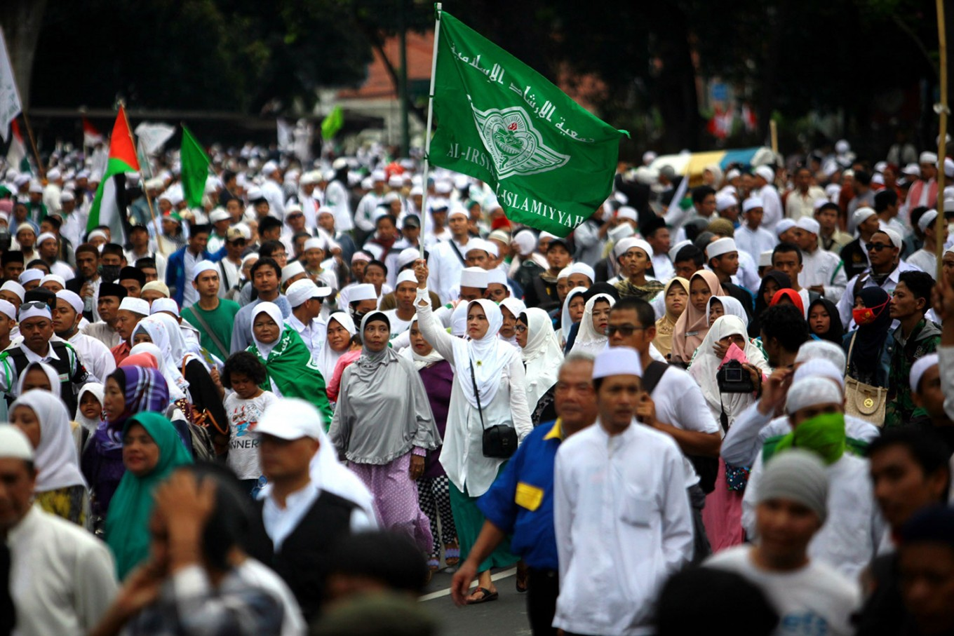 Ahok and hate speech: The (unexpected) outcome of democracy