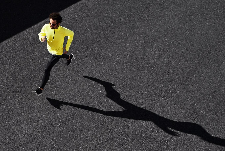скорость с которой бегает человек активных физических нагрузках