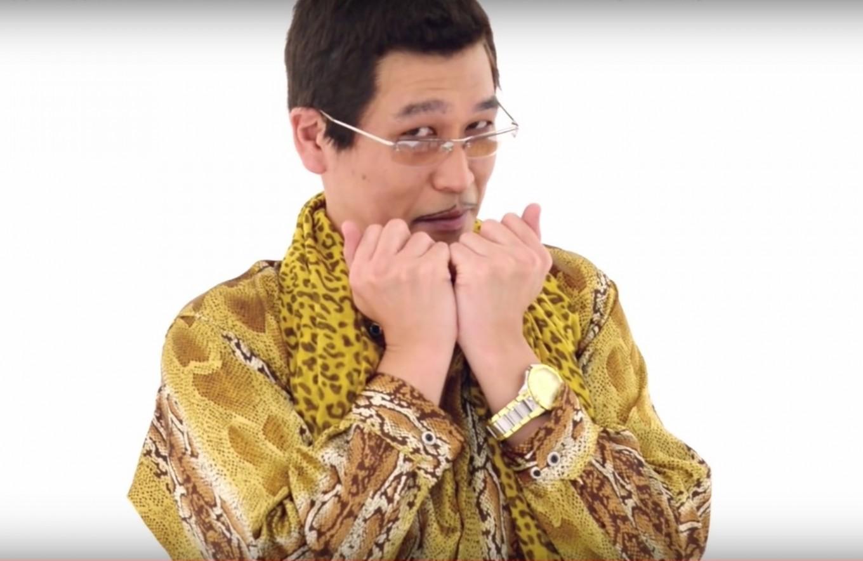 Piko-Taro's 'Pen Pineapple Apple Pen' debuts on Billboard 100