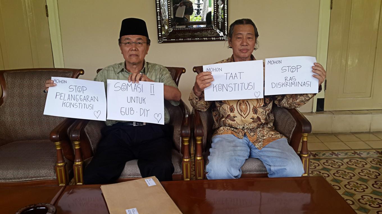 How Yogyakarta preserves discrimination
