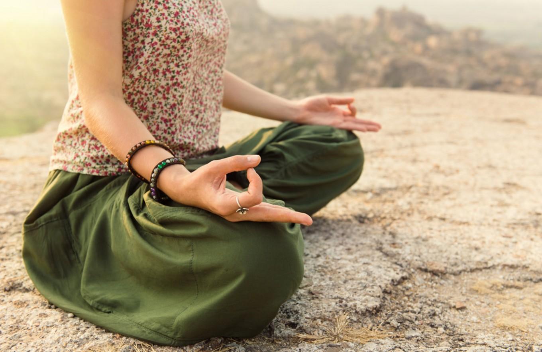 Seeking true happiness through meditation