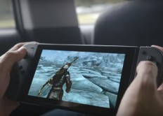 Nintendo combines portable and home gaming with Switch