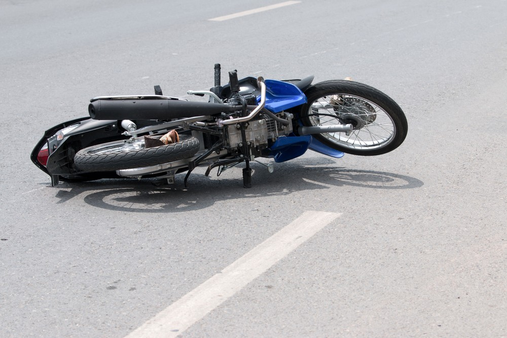 Motorcycle rider dies in crash in Pondok Indah