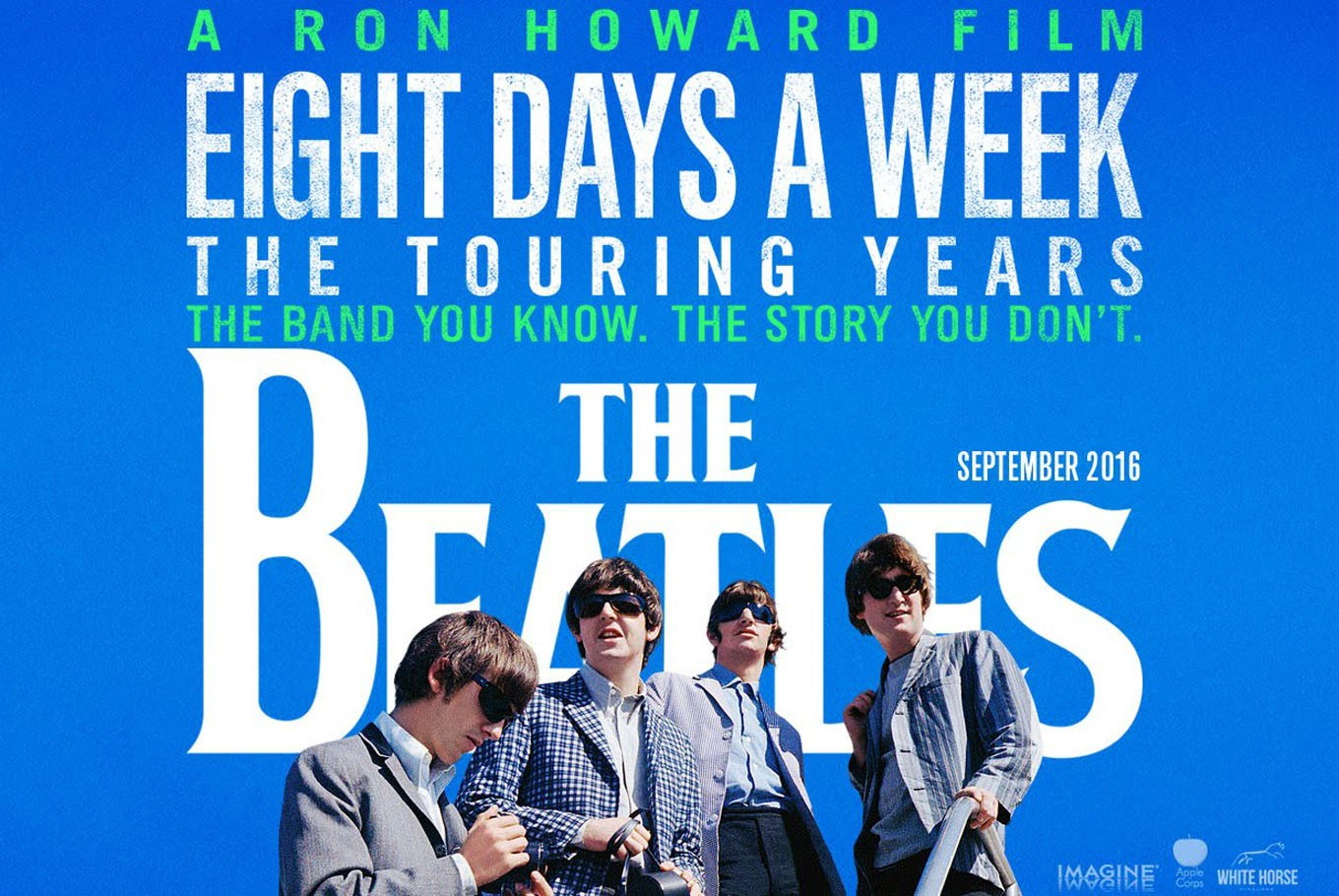 Review: An amusing 'Eight Days a Week' with the Beatles