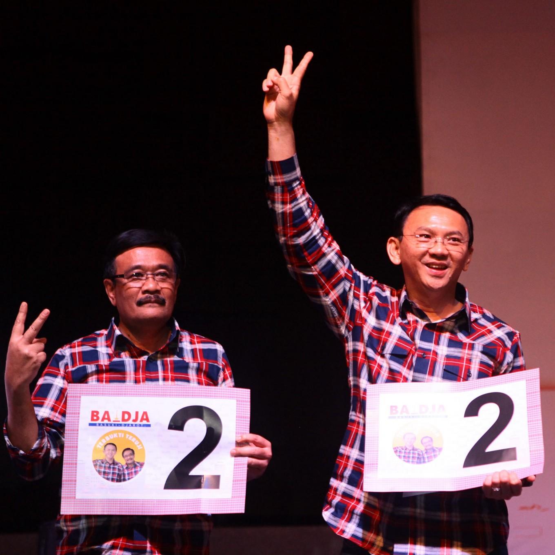 Ahok Says Djarot Will Be Capable Jakarta Governor City The