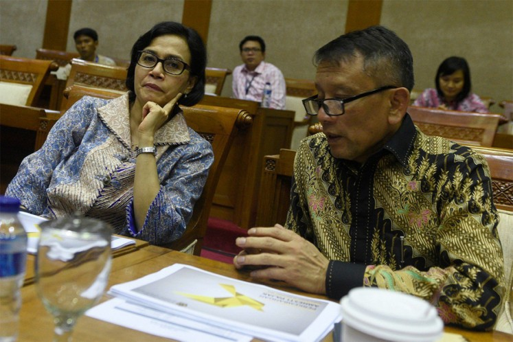 Better fiscal control saves Indonesia's economy