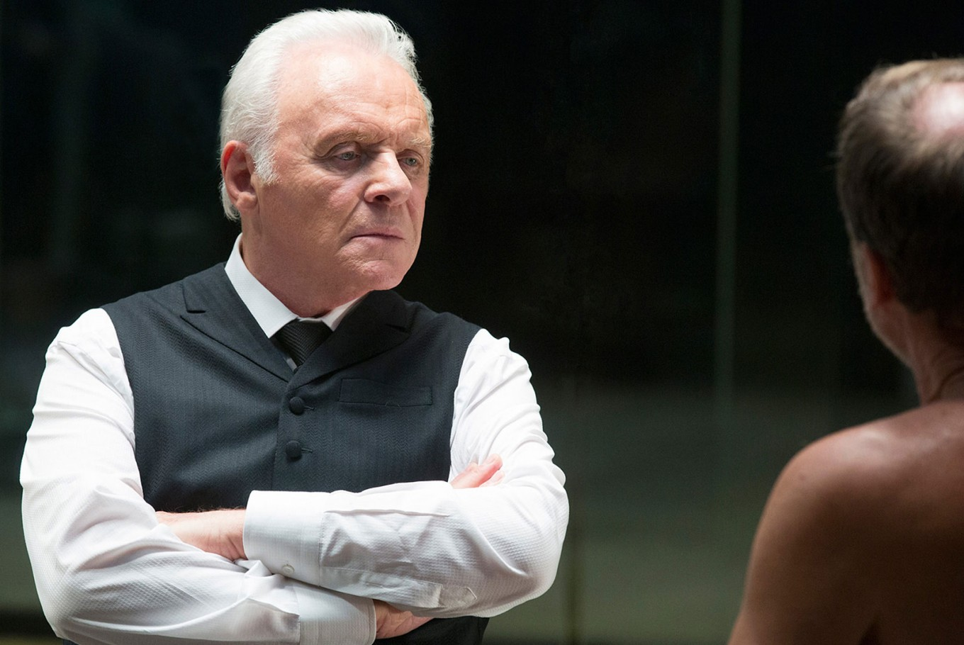 Anthony Hopkins bests Chadwick Boseman to claim best actor Oscar