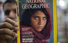 Pakistan denies bail to National Geographic's 'Afghan Girl'