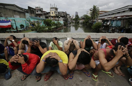 Philippine drug war's other victims: Orphans