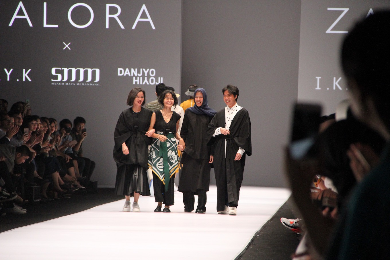 Three designer owned brands team up with zalora at jakarta fashion three designer owned brands team up with zalora at jakarta fashion week 2017 stopboris Image collections