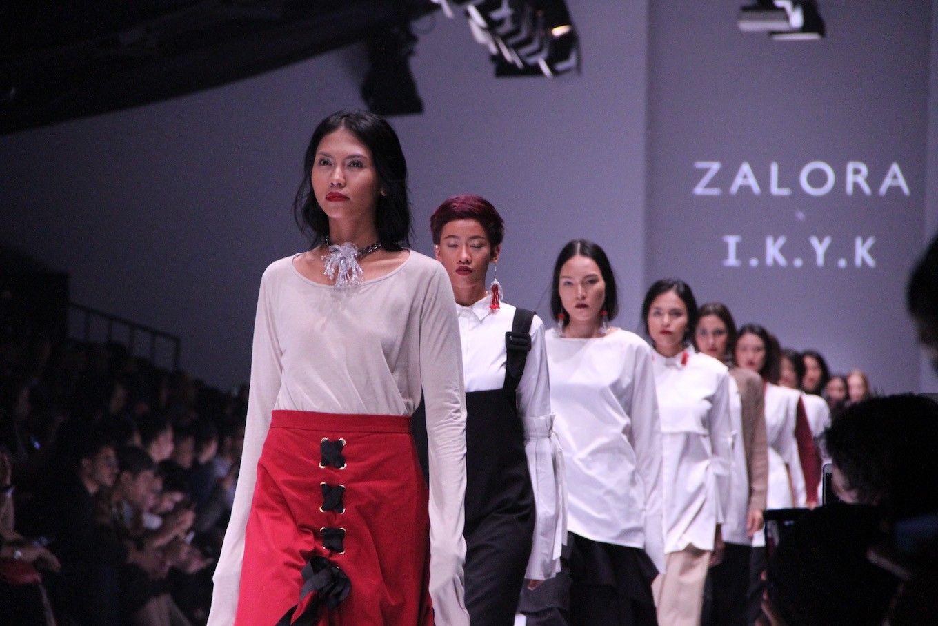 Three designer owned brands team up with zalora at jakarta fashion the ikyk collection jpmaura munaf stopboris Image collections