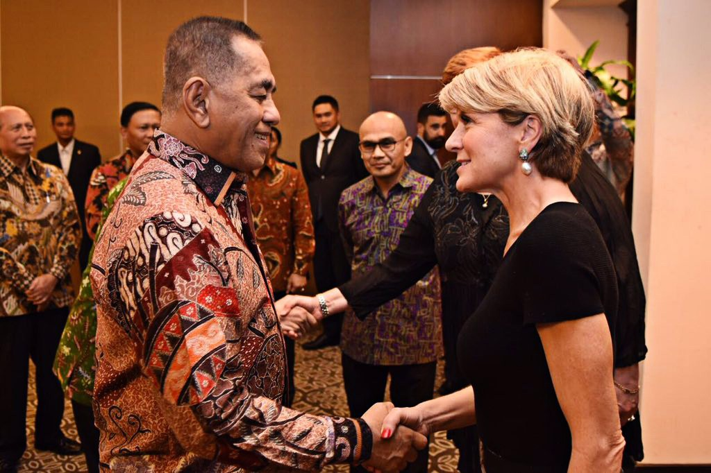 Indonesia, Australia reaffirm commitment to security ties