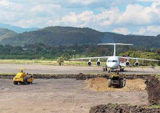 Komodo airport set to serve international flights