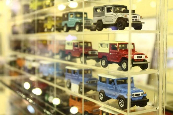 Thousands of diecast fans flock to annual expo - Lifestyle - The