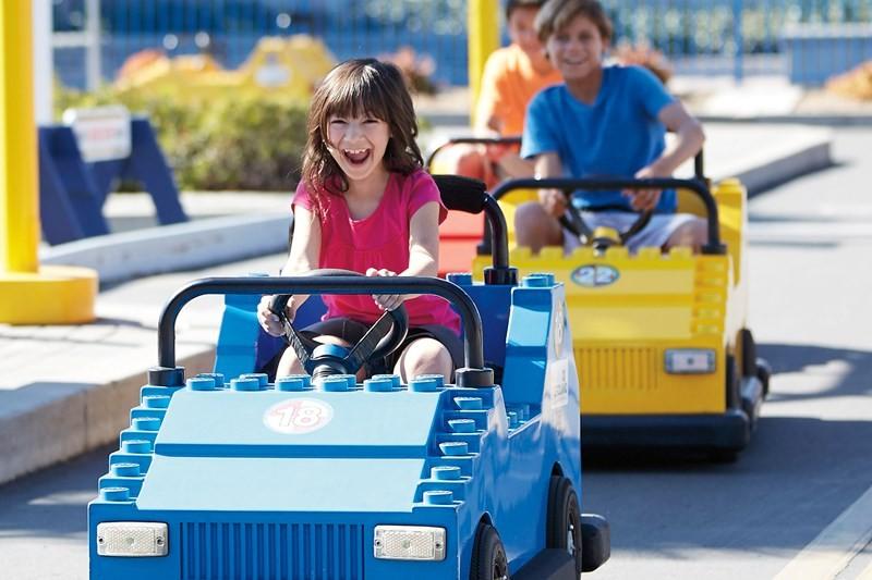Legoland New York Resort delays opening to next year