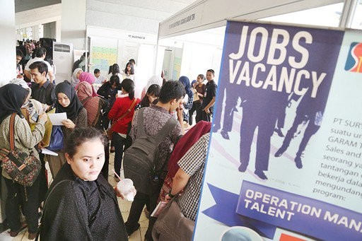 'It will be like Go-Food': Jobseekers in Java to get pre-employment cards in April