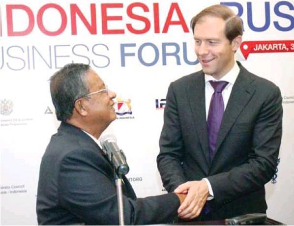 Indonesia explores bid to forge FTA with Eurasian Union