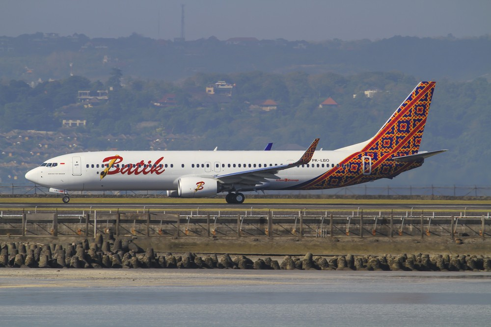 Batik Air opens direct flight from Jakarta to Nanning
