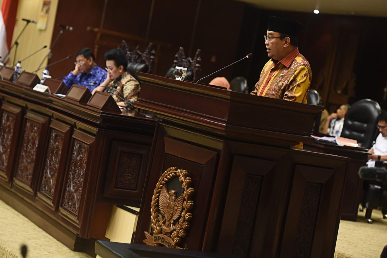 Komnas HAM bears responsibility in alleged budget misuse: Lawmaker