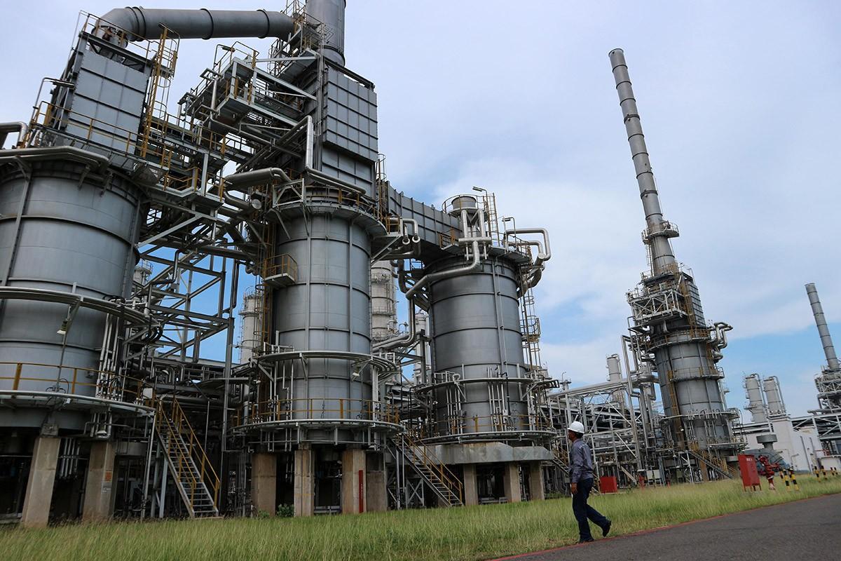 Pertamina, TPPI kicks off maiden paraxylene export