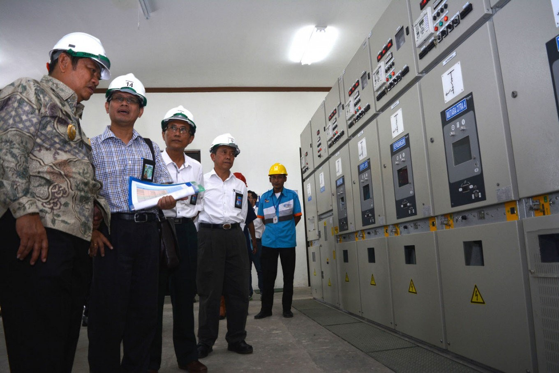 PLN starts work on power distribution facility in Bekasi