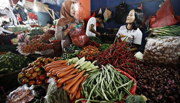 Indonesian inflation now tamed at controllable level