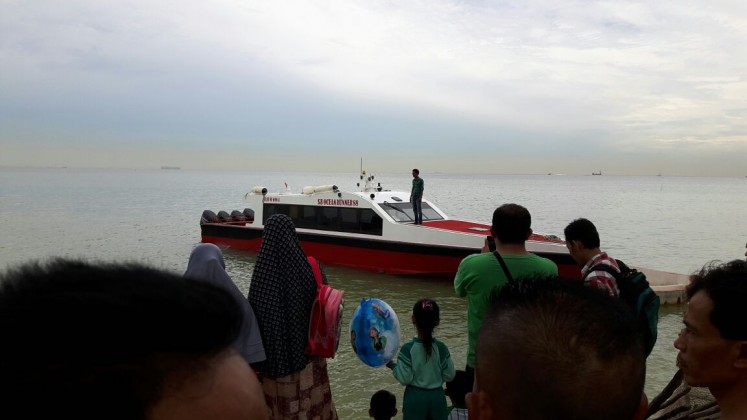 BREAKING NEWS: Boat carrying 93 migrant workers capsizes in Batam, 21 die