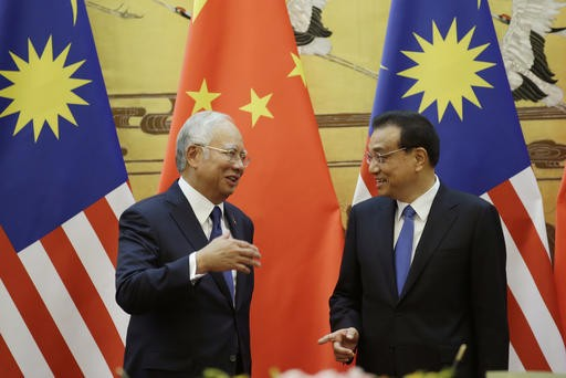 Chinese, Malaysian navies to cooperate in South China Sea