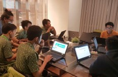 Tokopedia encourages knowledge sharing among employees