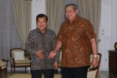 SBY says his son's candidacy is not security threat
