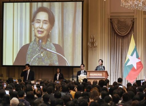 Aung San Suu Kyi: Powerless for the Rohingyas