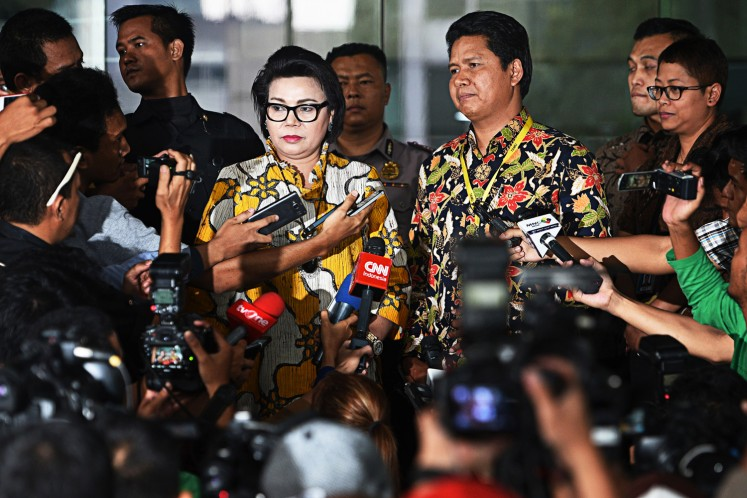 KPK to deepen investigation into Komnas HAM budget case