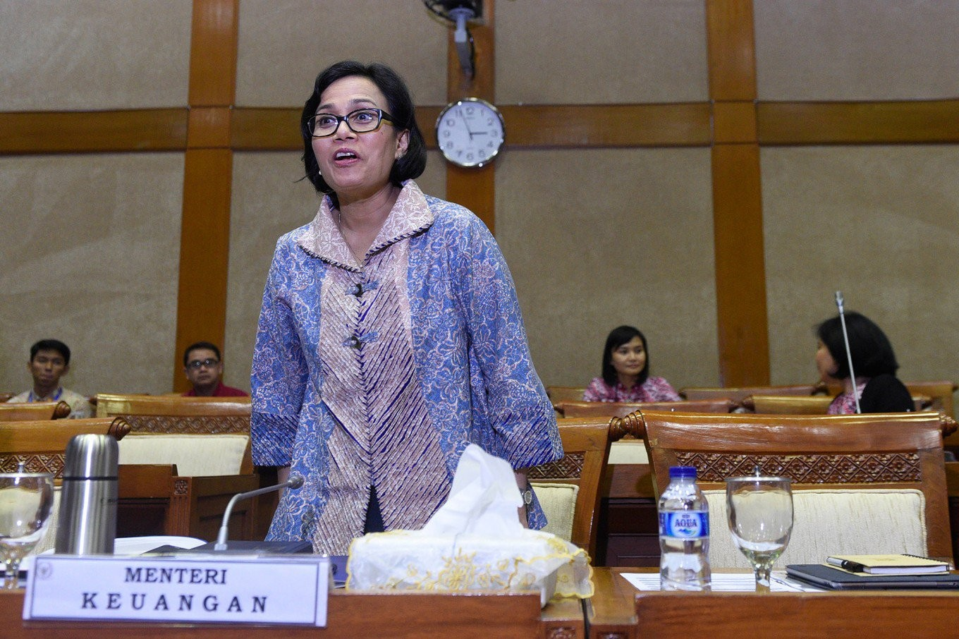 Gloomy retail industry under govt's watchful eye: Sri Mulyani
