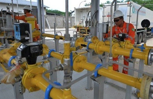 Oil and gas output falls 0.4 percent short of revised-down target in Q3