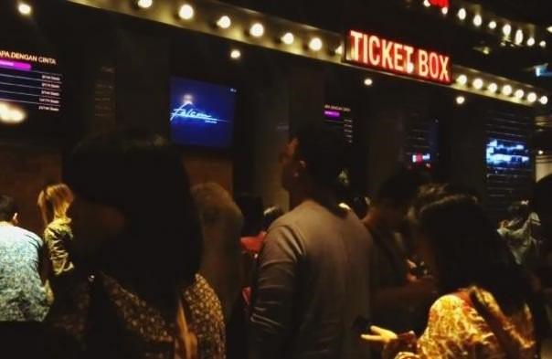 Graha Layar Prima rebrands CGV Blitz cinema chain