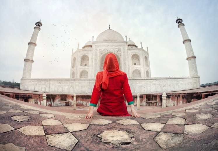 The Taj Mahal becomes first Indian monument with breastfeeding room