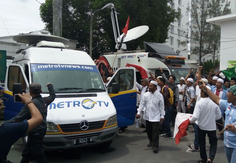 Indonesian TV stations 'lacking balance, independence'