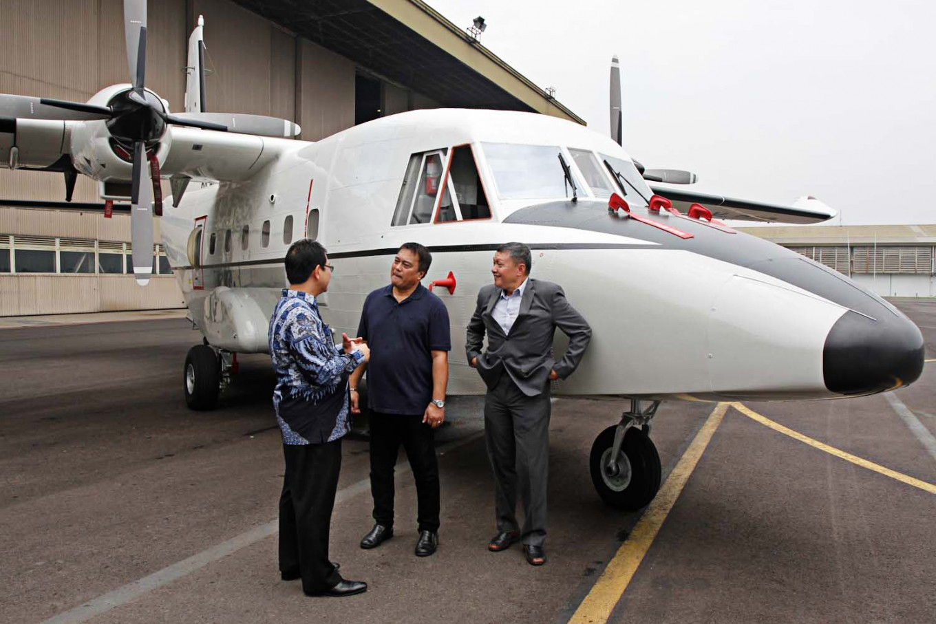 PT DI ready to deliver two aircraft ordered by Philippines next year