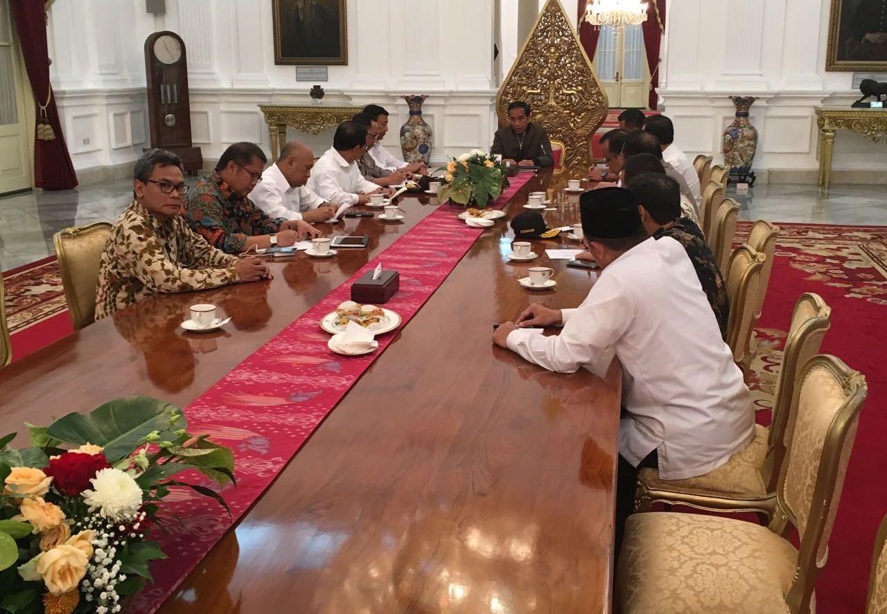 Political actors take advantage of situation: Jokowi